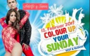 Colour Up Your Sunday Salsa Party im CBE