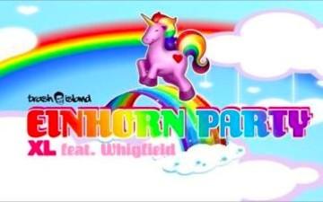 Trash Island Einhorn Party XL im E-Werk