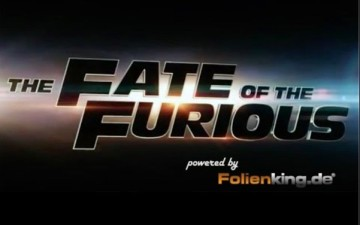 Fast & Furious 8 - Deutschland Filmstart im Autokino