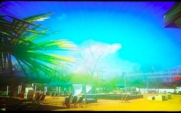 Gru:enton Open Air in der Poller Strandbar