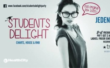 Students Delight im Triple A