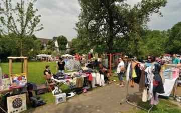 Kölns schönster Flohmarkt - Familienflohmarkt im Grünen