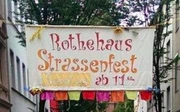 Rothehaus-Straßenfest in Köln-Ehrenfeld