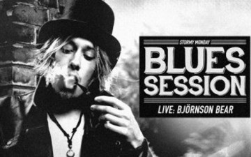 Stormy Monday Blues Session im Blue Shell