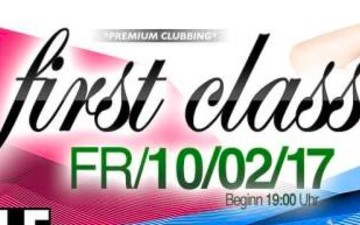 First Class Party in der Halle Tor 2