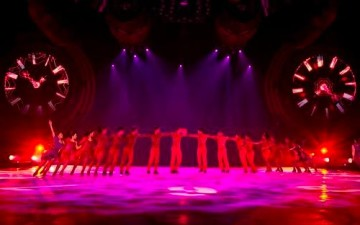 Holiday On Ice in der Lanxess Arena