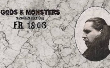Gods & Monsters Ball im Bootshaus