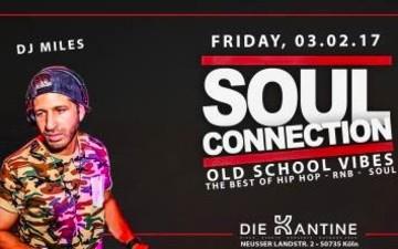 Soul Connection in der Kantine