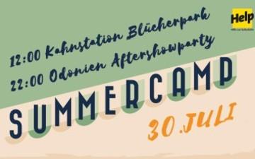 Summercamp 2016 im Odonien