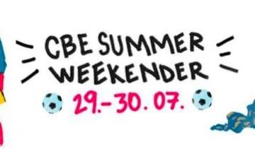 CBE Summer Weekender