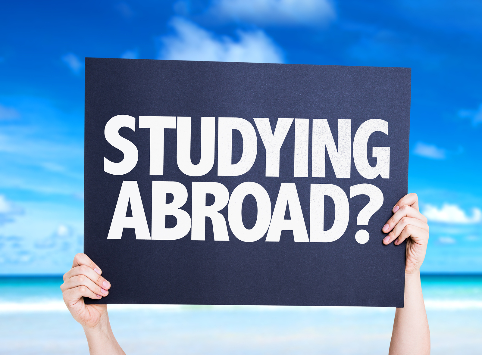 essay for a study abroad program Study abroad programs programs range in length from several weeks to a full year regardless of the field you choose to study, a program is available for you.