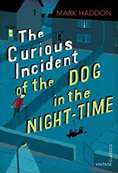6. The Curious Incident of the Dog in the Night-Time (El curioso incidente del perro a medianoche) – Mark Haddon