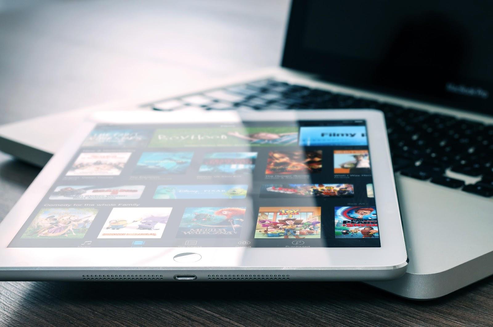 Ver series o películas en Internet