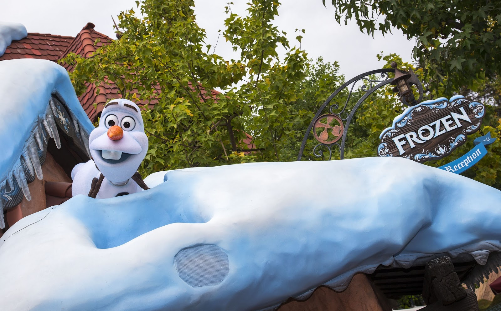 2. Frozen: Una aventura congelada