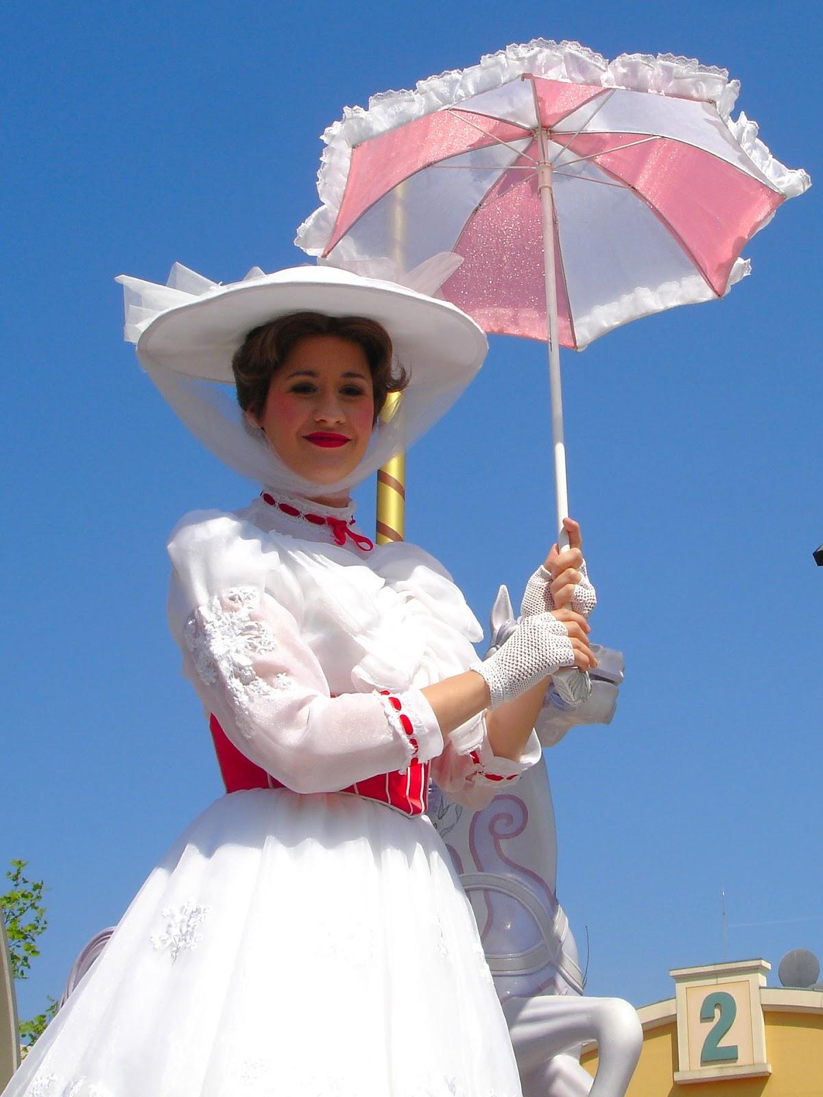 3. Mary Poppins