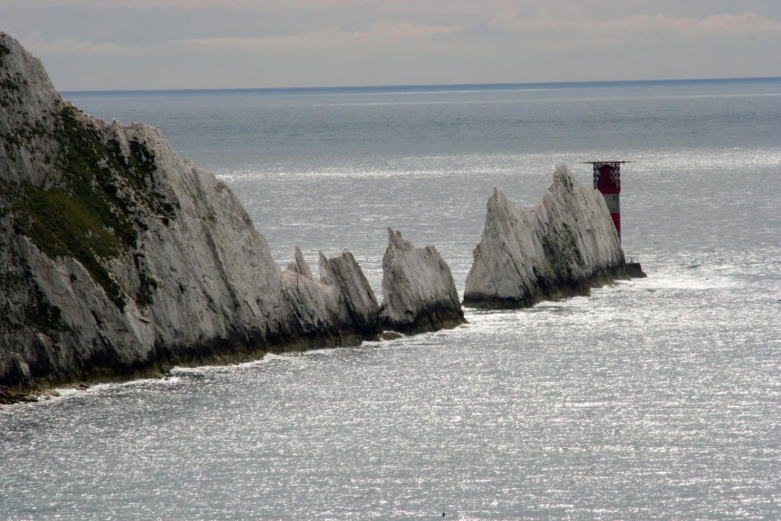 2. The Needles. Isla de Wight, Inglaterra