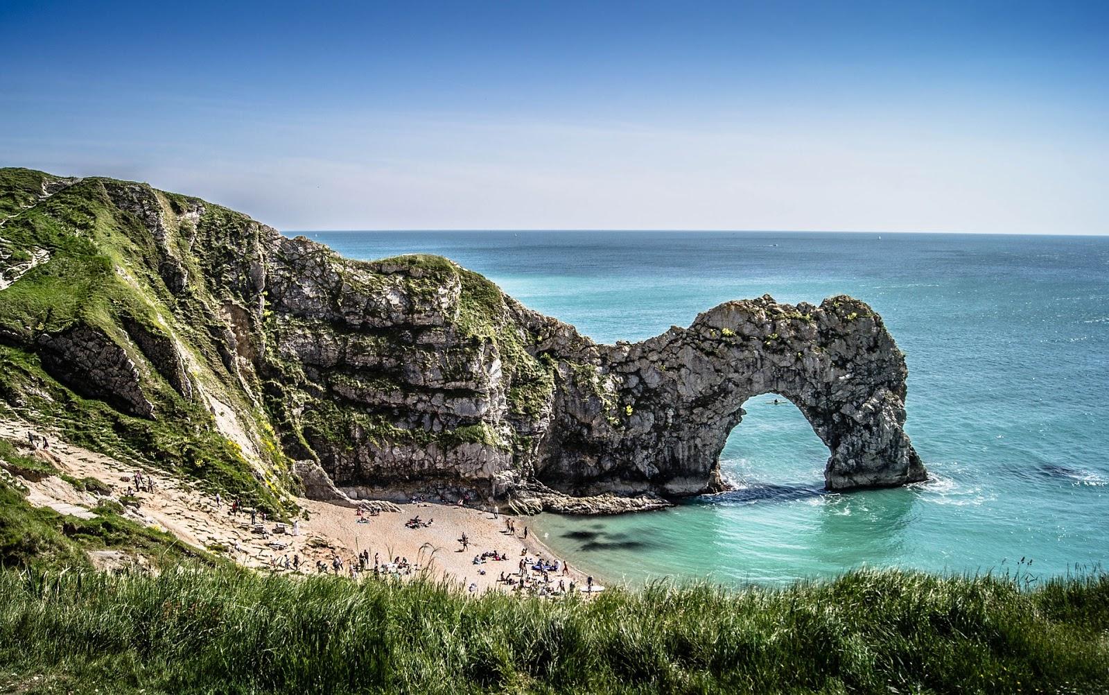 3. Costa Jurásica. Dorset y este de Devon, Inglaterra