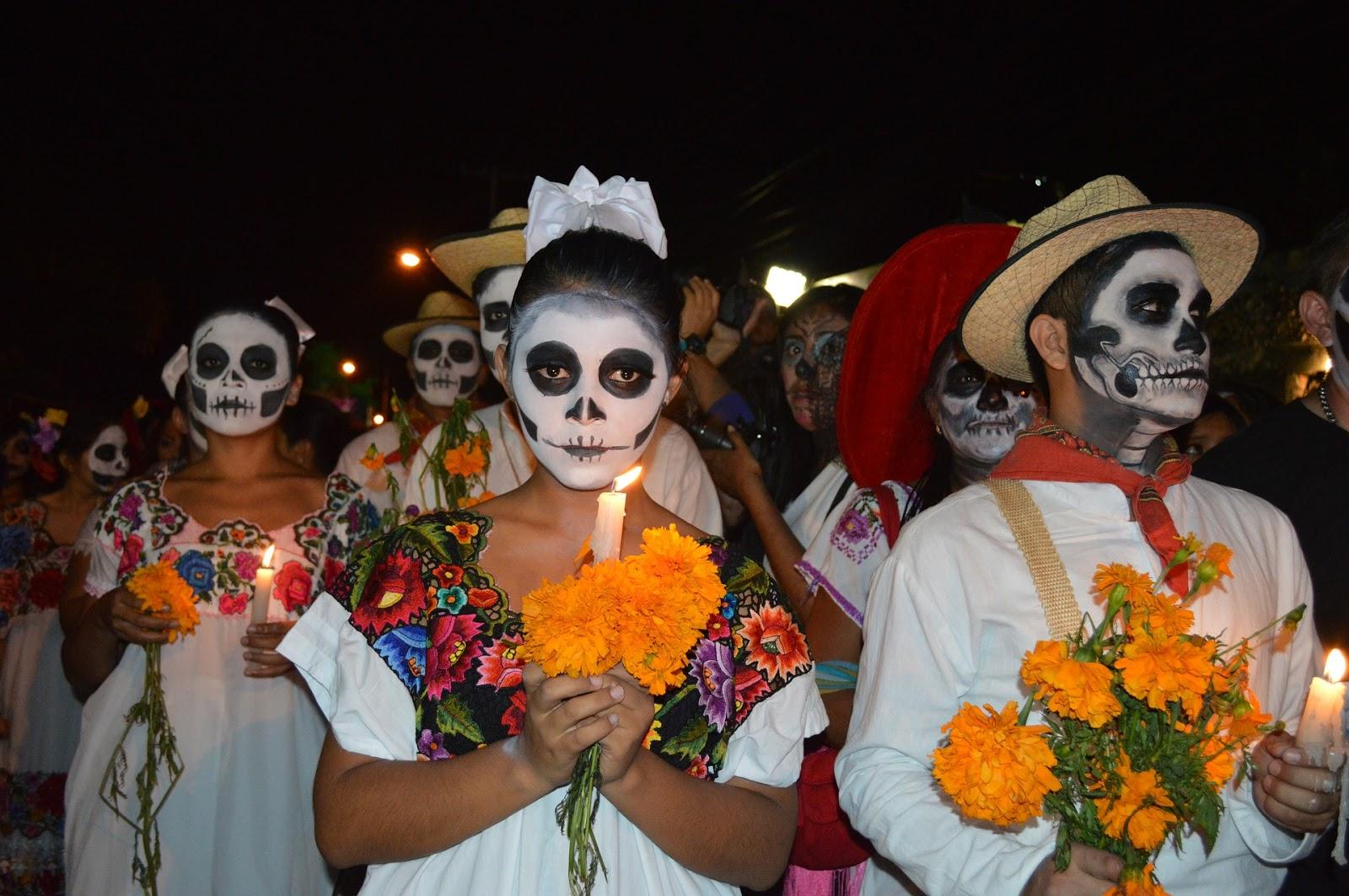 Festival Comparsas Oaxaca, México