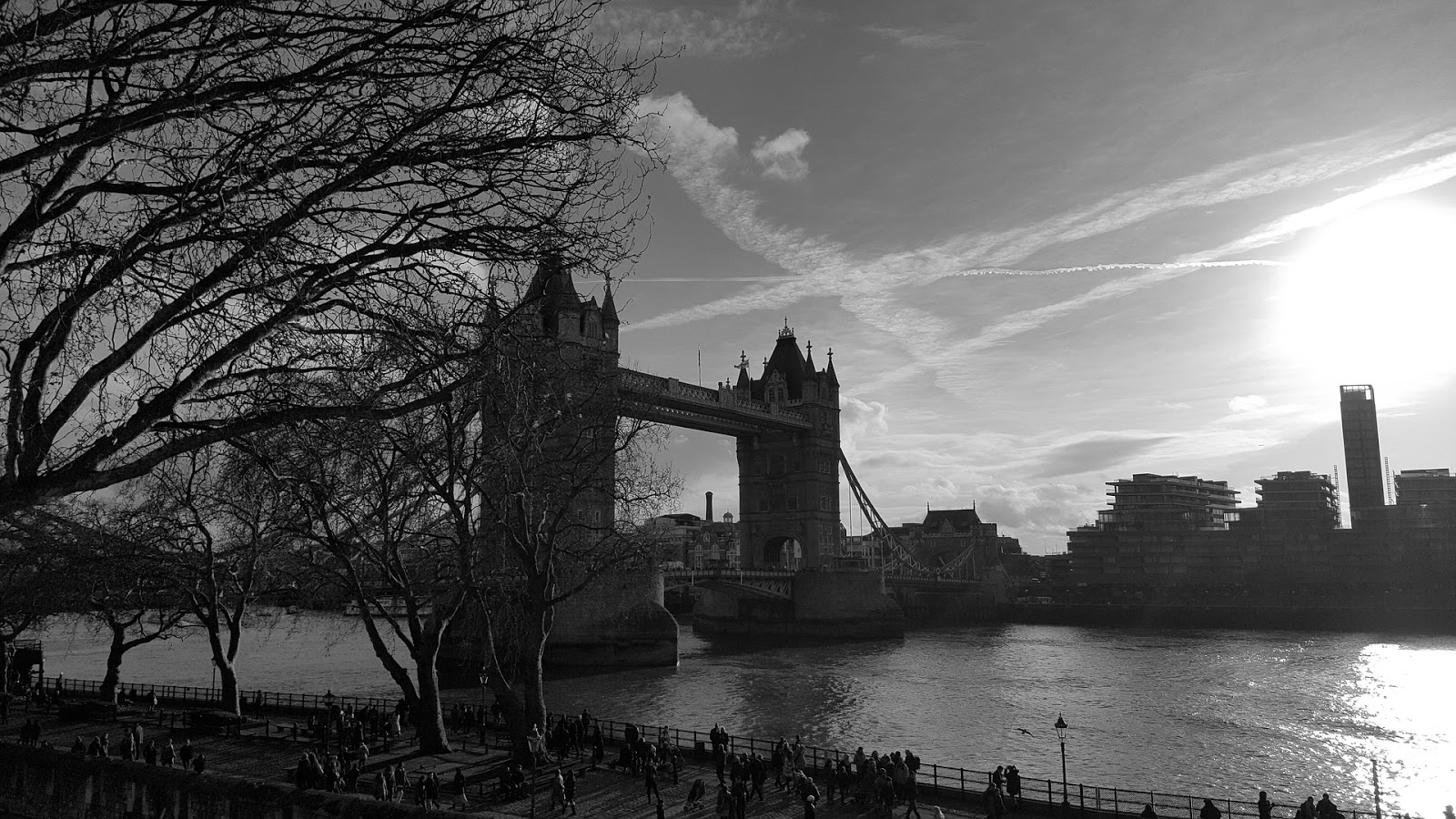 The London Ghost Bus Tour, Ciudad de Londres