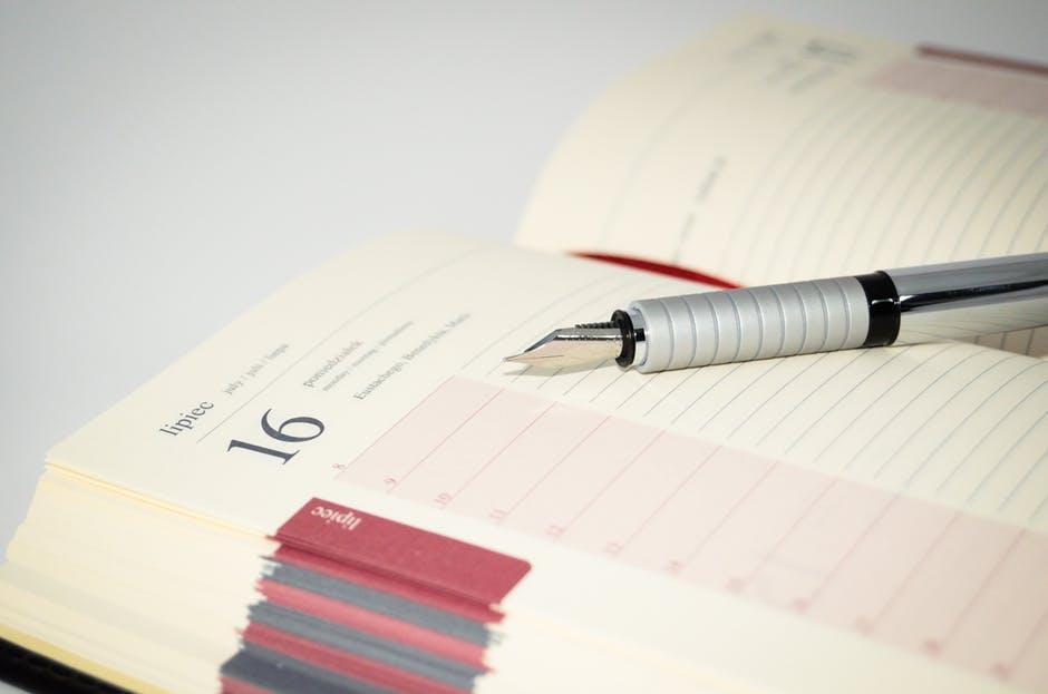 Cómo crear nuestra agenda, paso a paso: identificando los tiempos de espera para volverlos útiles.