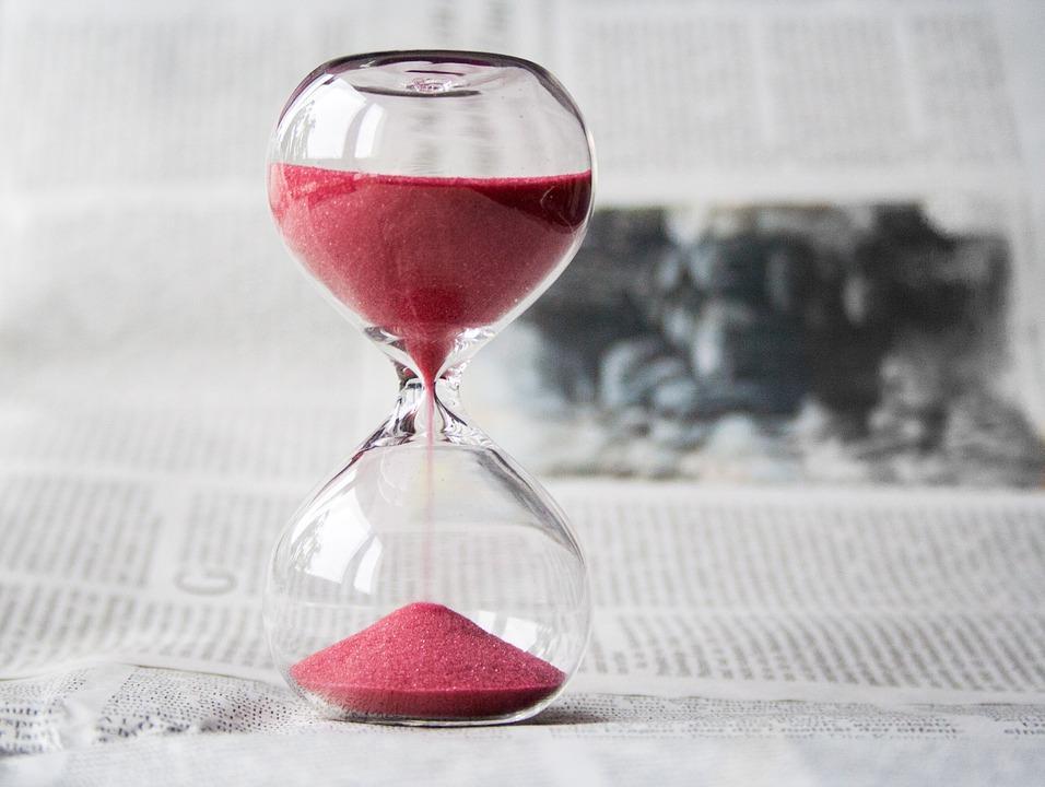 """""""No tengo tiempo"""" ... ¿En serio?"""