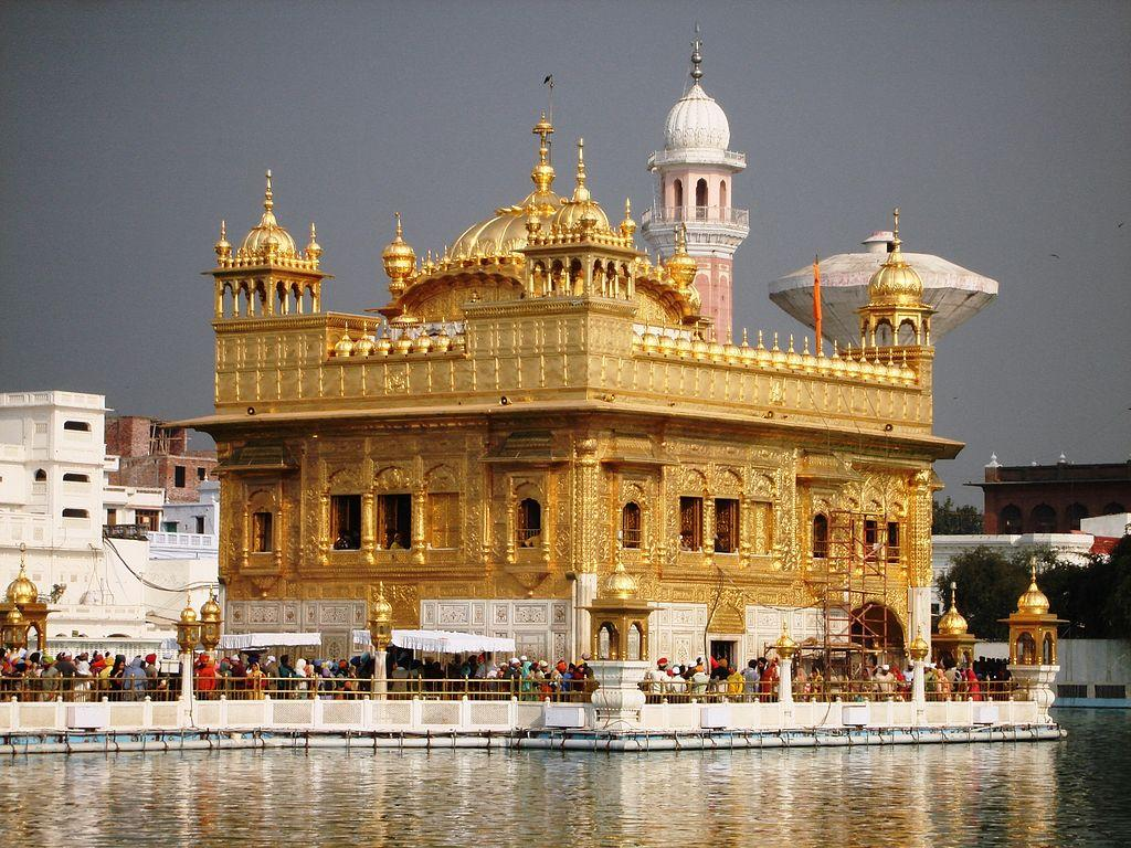 Templo Dorado, Amritsar, Punjab