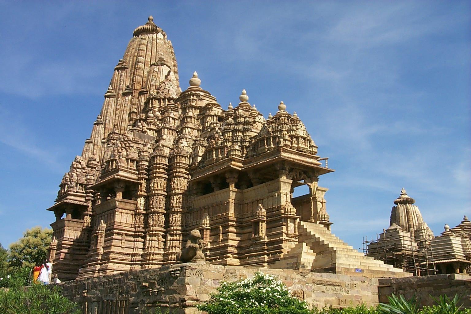 Templos de Khajuraho, Madhya Pradesh
