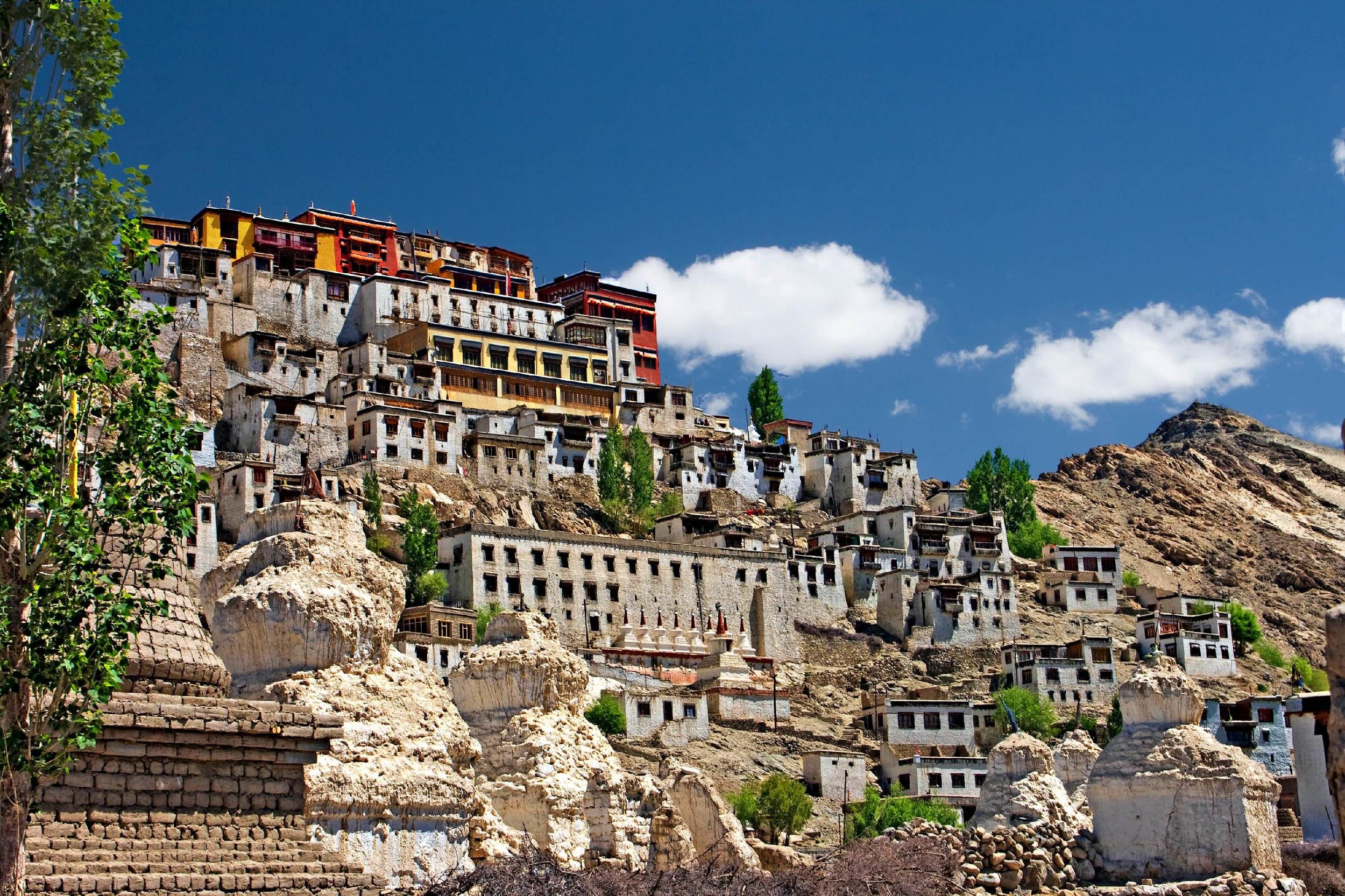 Monasterio de Thikse, Ladakh