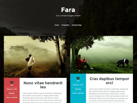 Fara theme