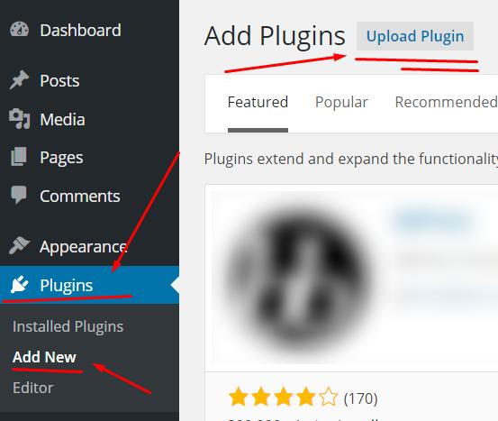 add a plugin