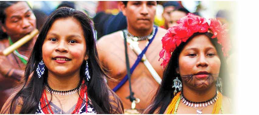 Tour a Embera