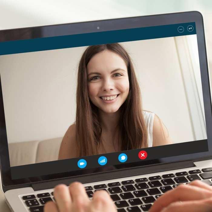 Online elbeszélgetés: erre figyeljünk a videó interjúk során!