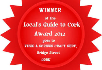 Locals Guide To Cork Award 2012 for Independent Trading
