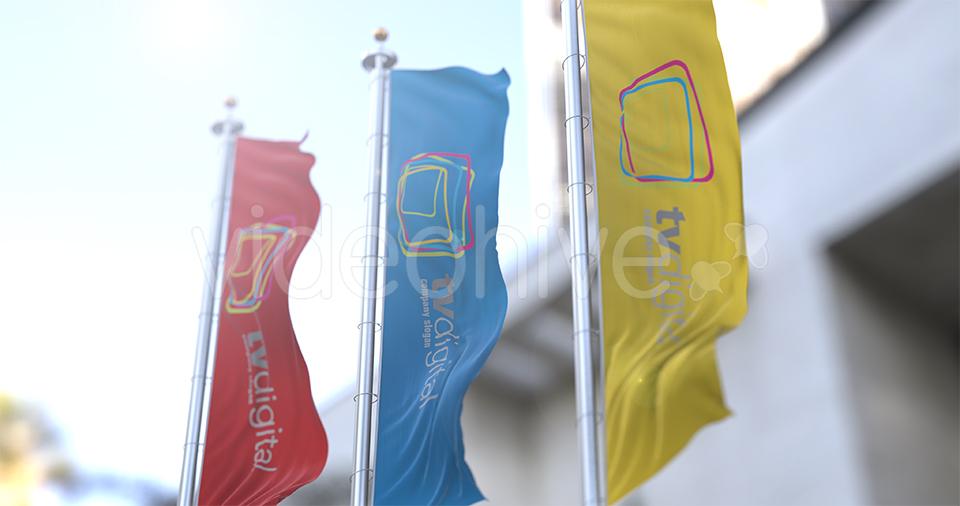 3D Flag V2 - 3