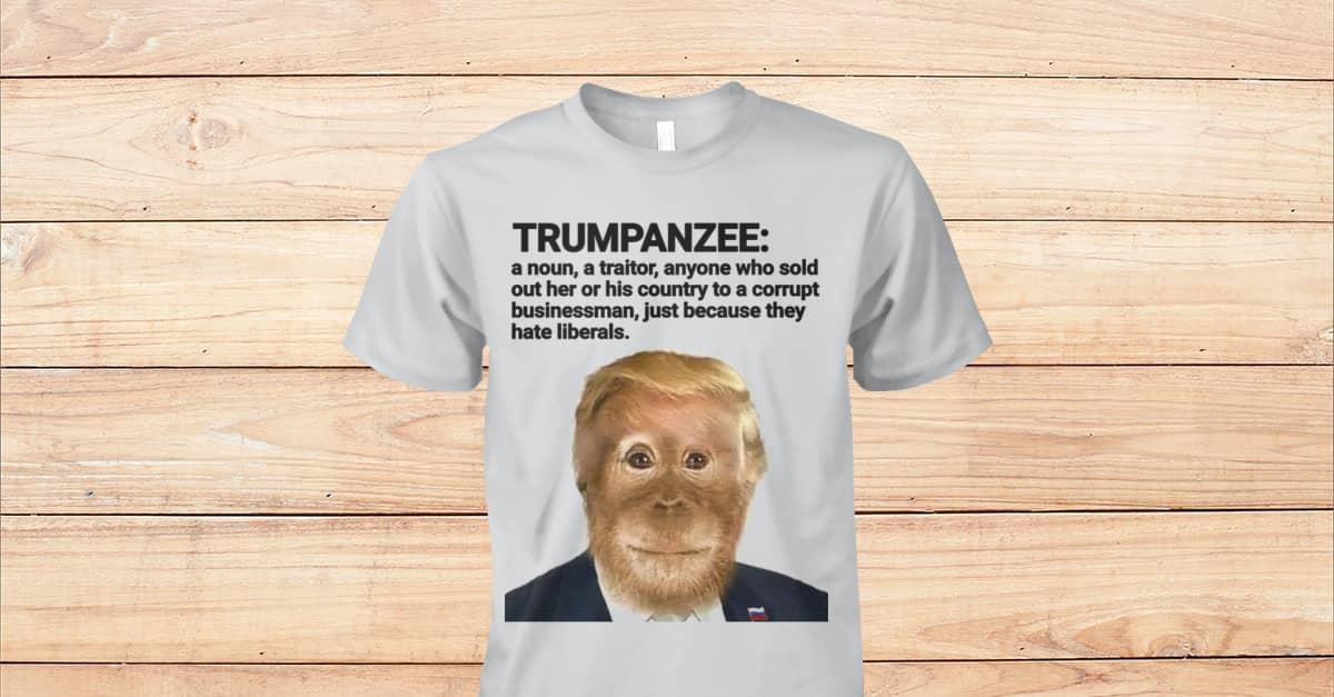 Image result for trumpanzee
