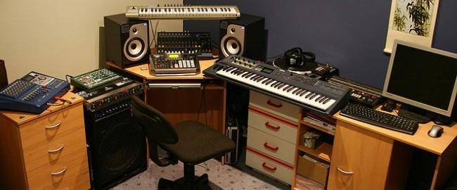 home studio tips