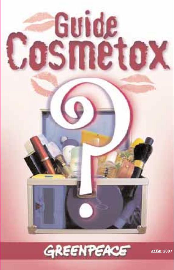 Guide Cosmétox juillet 2007