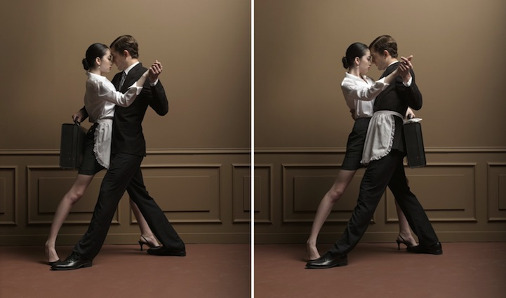 Tango for two by Geof Kern