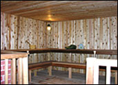 Toronto sauna location