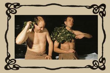 Finland Sauna Tradition