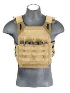 Lancer Tactical Plate Carrier Vest