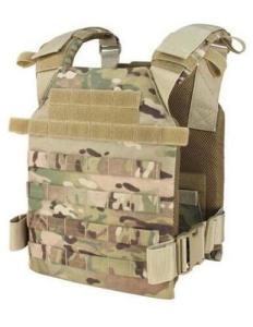 Cammo Plate Carrier