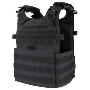 Black Plate Carrier