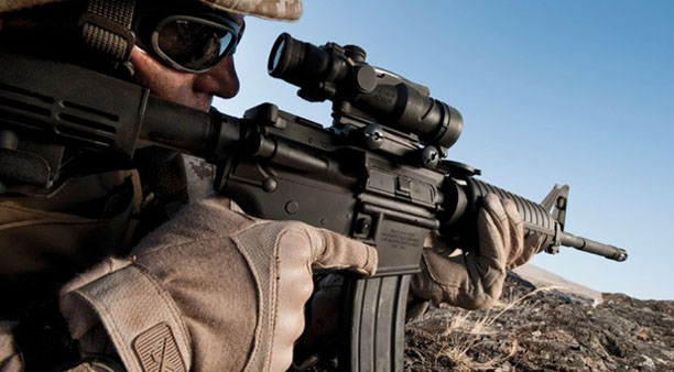 tactical combat gloves