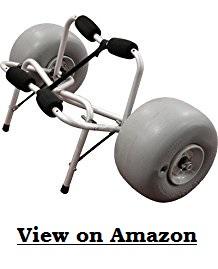 Wheeleez kayak cart