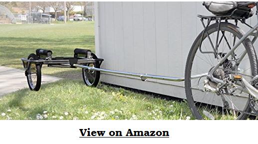 Seattle Sports Paddle Boy Go Cart bicycle kayak cart
