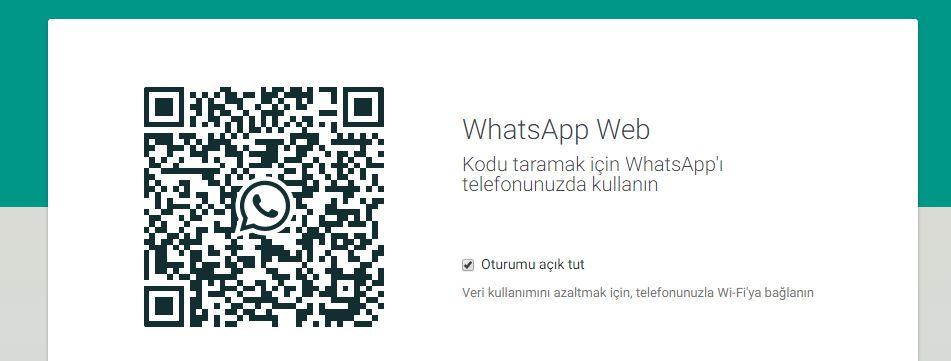 WhatsAppı