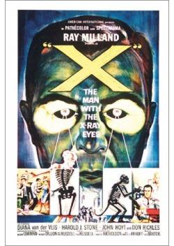 X線の眼を持つ男