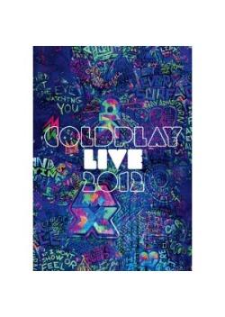 coldplay「ライヴ2012」