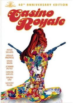007/カジノ・ロワイヤル(1967)